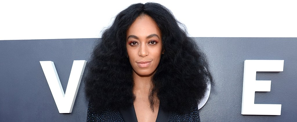 You'll Never Believe Who Designed Solange's Suit!