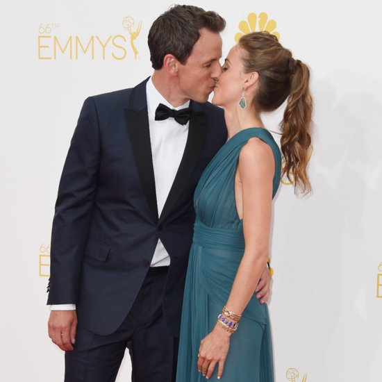 Celebrity Couples at 2014 Emmy Awards