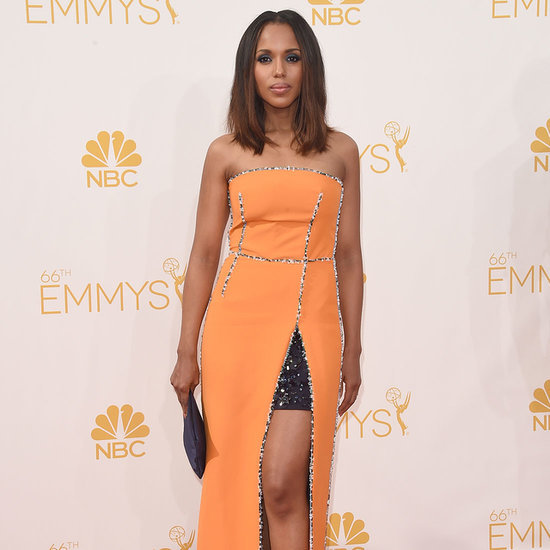 Kerry Washington's Dress at Emmys 2014