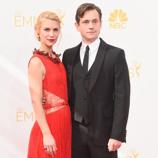 Stars Couple Up on the Emmys Red Carpet