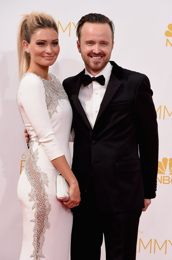 Aaron Paul s Emmys Acceptance Speech to His WifeAaron Paul Wife