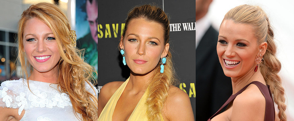 Blake Lively Never Met a Braid She Didn't Like