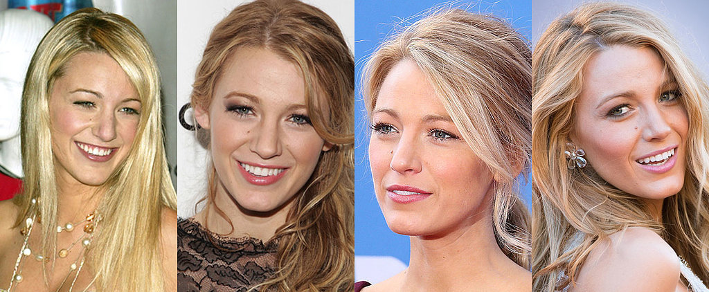 New Mum-to-Be Blake Lively's Beauty Evolution