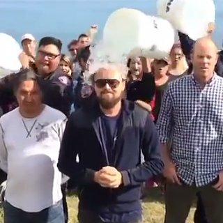 Celebrities Accept the Ice Bucket Challenge | Video