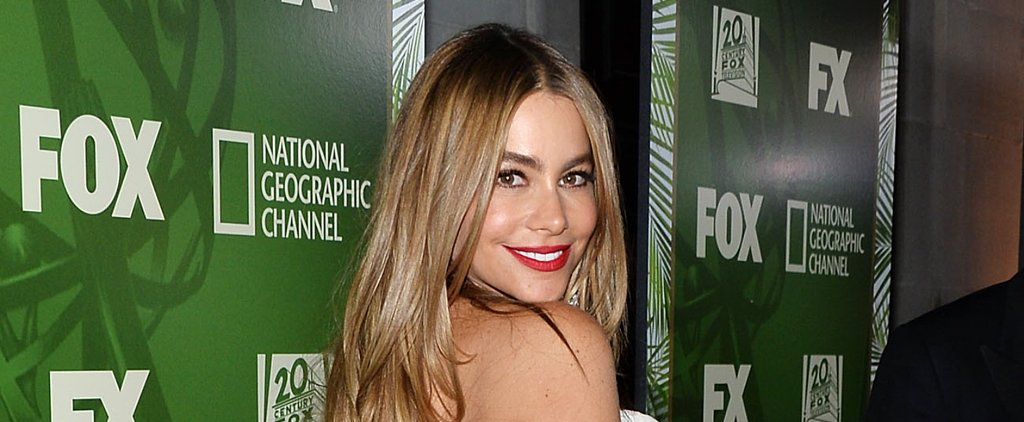 Sofia Vergara Makes the Case For Untweezed Eyebrows