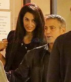 George Clooney and Amal Alamuddin 3 part wedding rumours