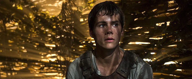 Dylan O'Brien Has a Crush on Jennifer Lawrence, Too