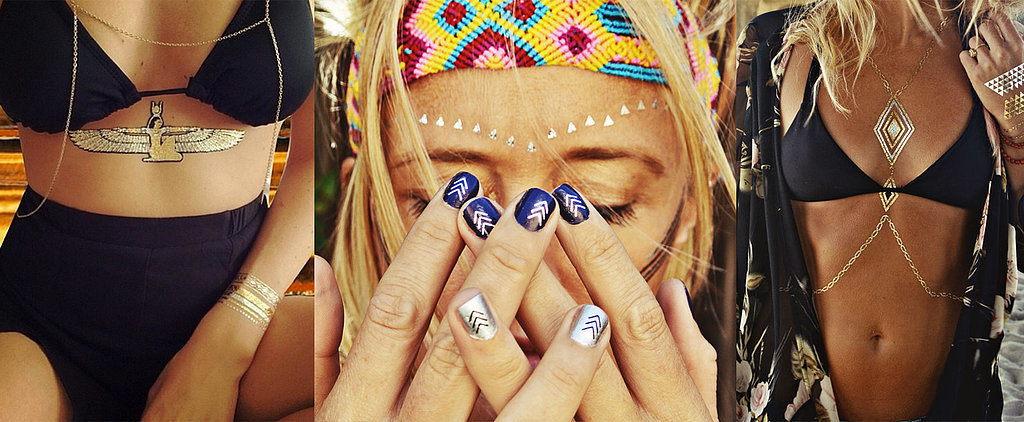 Meet Miranda Burnet, the Genius Entrepreneur Behind Flash Tattoos