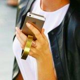 Phone-Charging Bracelet