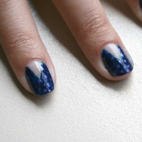 Emmys-Inspired Manicure