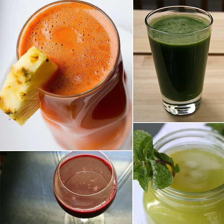 Taste the Real Rainbow: 13 Colorful Juice Recipes