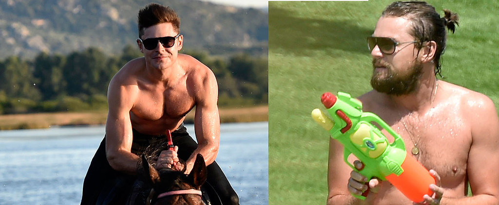 Which Celebrity Had the Sexiest Summer?