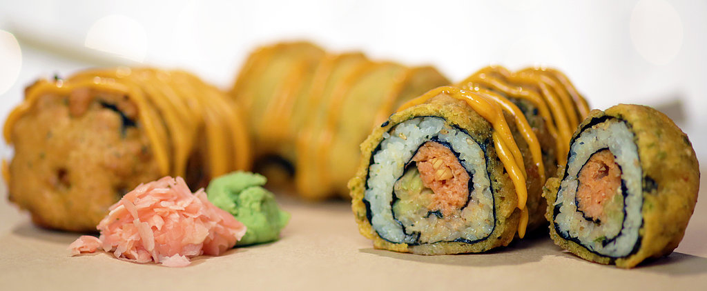 Sushi Gets the State Fair Treatment in This Spicy Tuna Roll Corn Dog