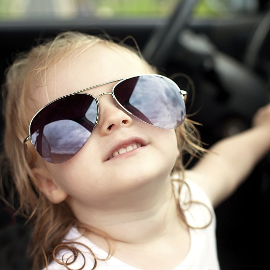 When Should Kids Start Riding Up Front in the Car?