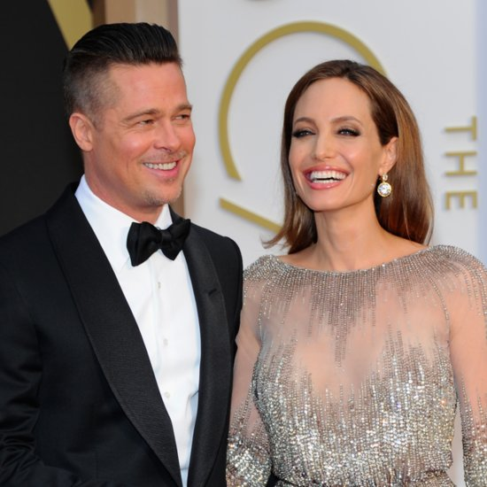Angelina Jolie and Brad Pitt Married