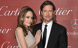 Angelina Jolie, Brad Pitt Married in France!