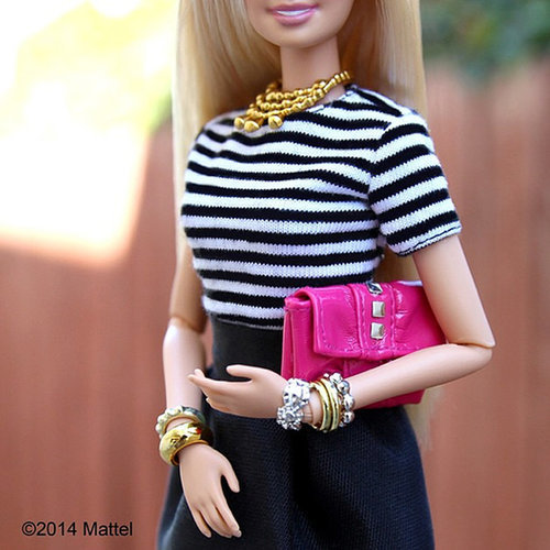You'll Never Guess What Barbie's Doing Now