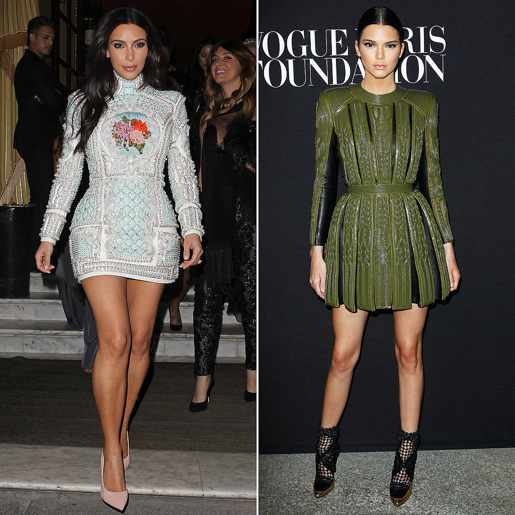 Who Wore a Structured Mini Better?