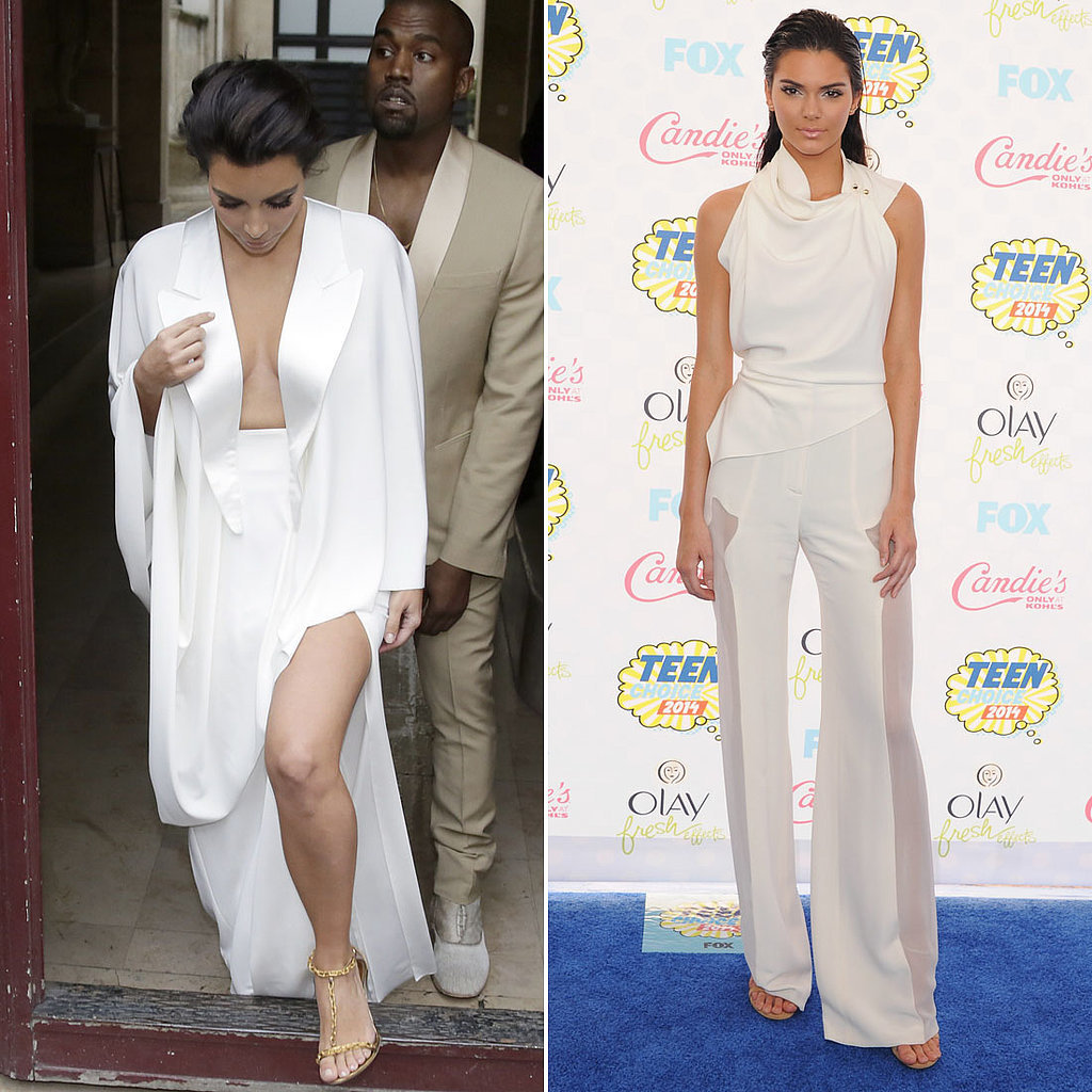 Who Wore White Better?