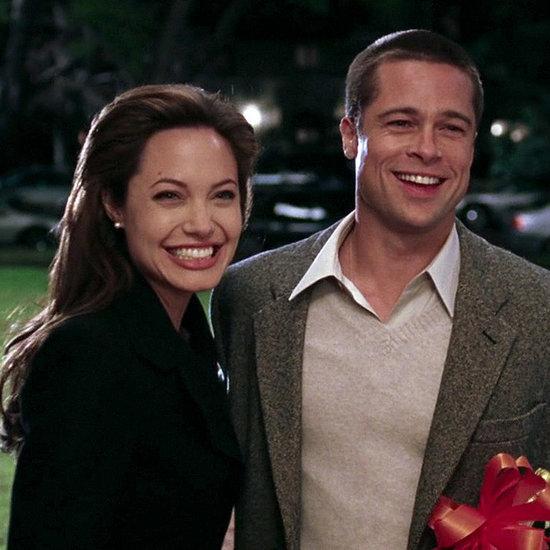 Brad Pitt and Angelina Jolie's Secret Wedding Plan GIFs