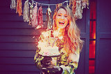Blake Lively Was Mauled by a Whole Mess of Bees