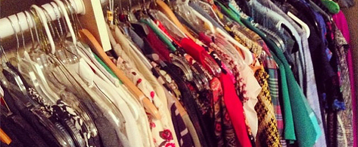 How to Clean Out Your Closet — and Then Reward Yourself After