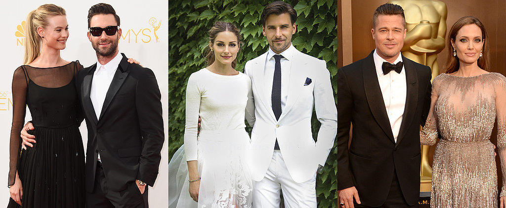 All the Hollywood Pairs That Came Down With Wedding Fever This Year