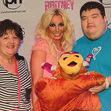 Britney Spears Meeting a Dying Fan | Video