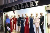 Hillary Clinton Is the Muse Behind a Dedicated Pantsuit Shop