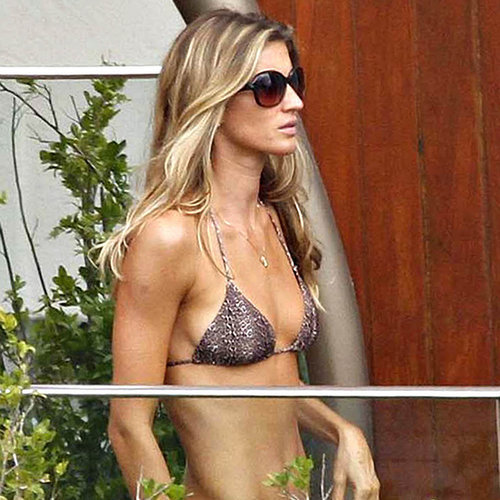 Pictures of Celebrities in Bikinis