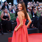 Celebrities at the Venice Film Festival 2014 | Photos
