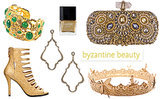 Look of the Moment: Byzantine Beauty