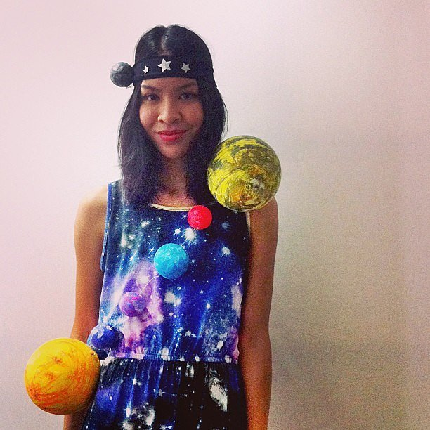 The Solar System | 70 Mind-Blowing DIY Halloween Costumes .  sc 1 st  Superstarfloraluk.com & Images of Planets Solar System Costume - #SpaceHero