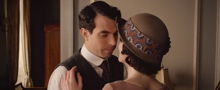 The New Downton Abbey Trailer Raises Burning Questions