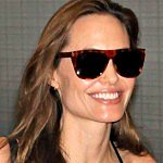 Angelina's kid-crafted dress & 11 more fun wedding tidbits