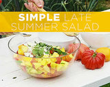 The Simple Salad You Need to Make Before Summer Ends