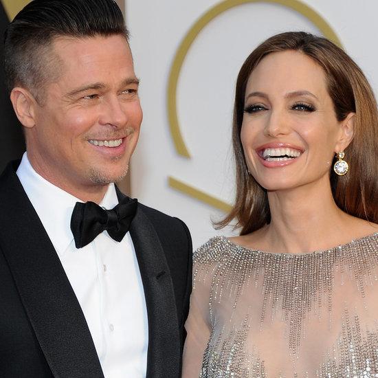 Angelina Jolie in Atelier Versace Wedding Gown | Video
