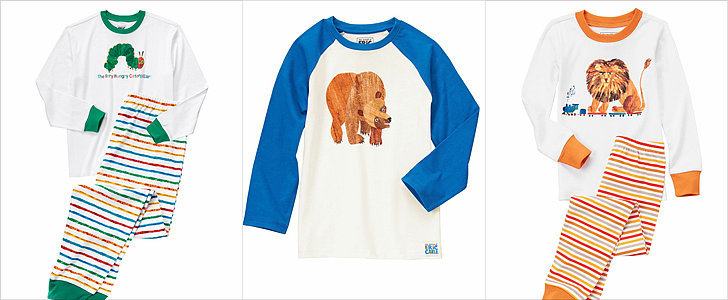 Thanks to Gymboree's New Clothing Line, Your Kids Can Wear Their Favorite Book Illustrations