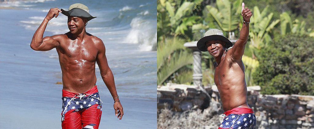 Cuba Gooding Jr. Wants to Educate You About His Surprisingly Buff Body
