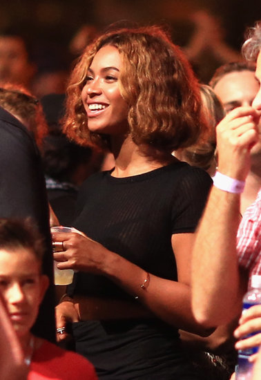 Finally! Beyoncé Brought Back That Wavy Bob From the Grammys