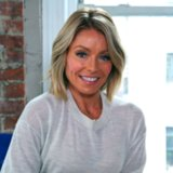 Kelly Ripa Talks About Raising Children in New York City