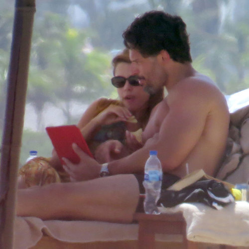 Sofia Vergara and Joe Manganiello in Cabo | Photos