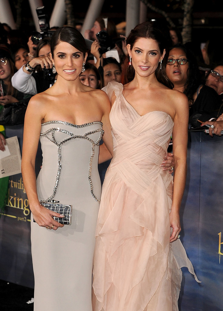 Nikki Reed and Ashley Greene Both Dated . . .