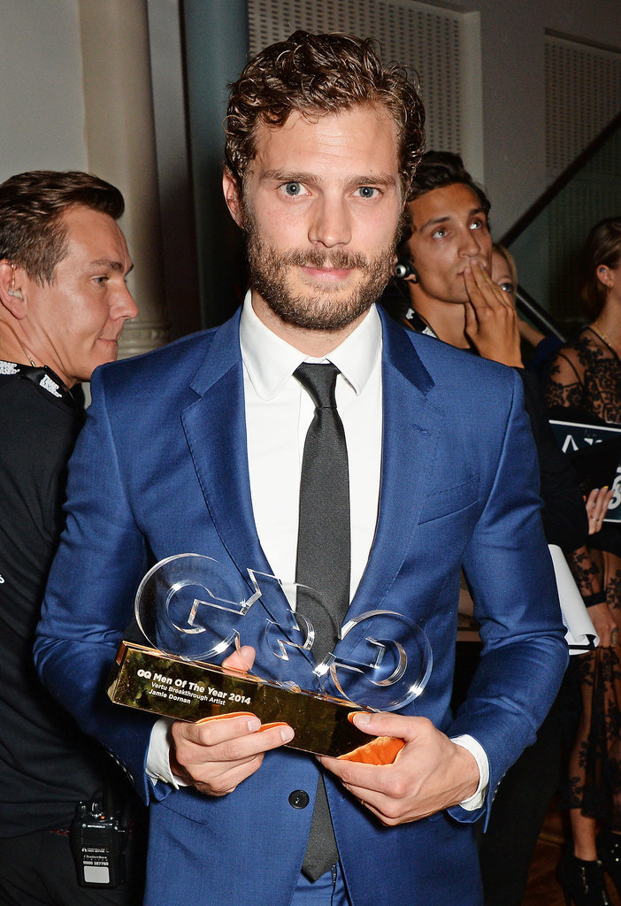 It Was Practically Raining Men at the GQ Men of the Year Awards