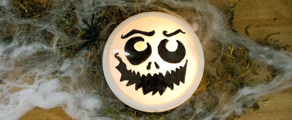 Spookified Halloween Push Lights