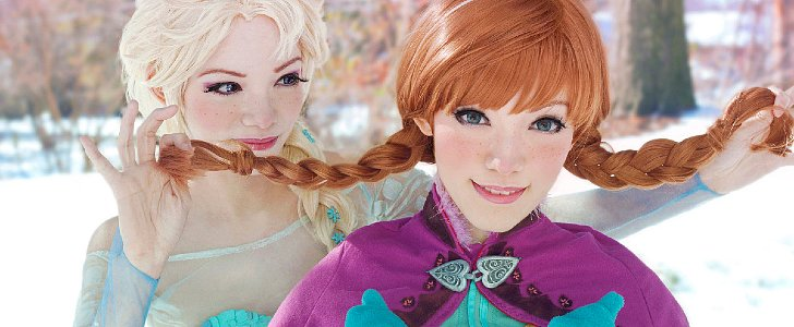Do You Wanna Be a Frozen Princess? Here's Your Costume Inspiration