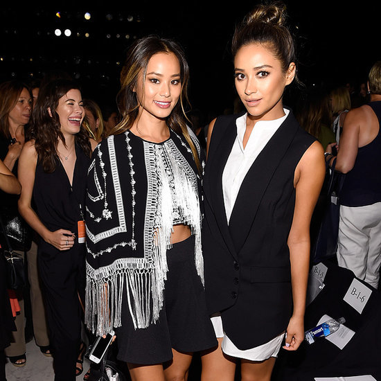 Celebrities in Front Row New York Fashion Week Spring 2015