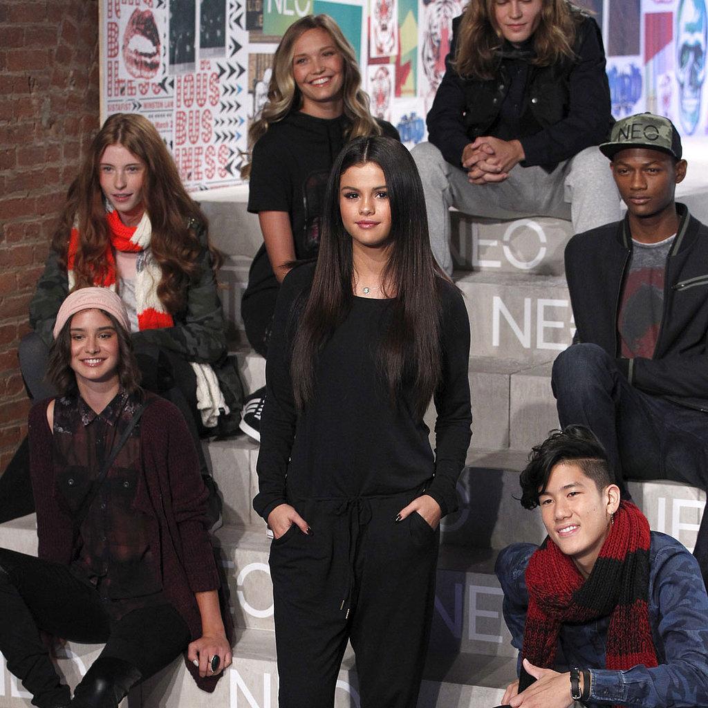 Selena Gomez Adidas NEO Collection
