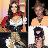 14 Celebrity Halloween Costume Fails