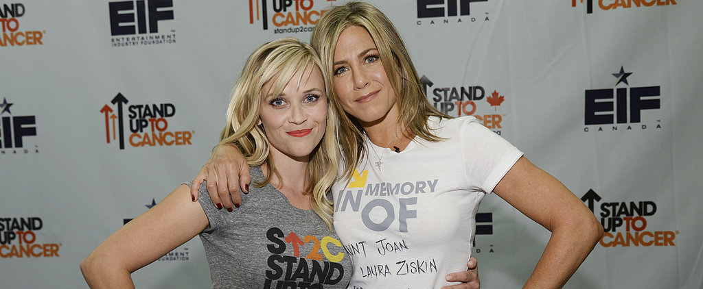 So Many Stars Came Together to Support Stand Up To Cancer